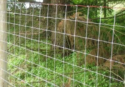 Square Knot Fence For Livestock Farming