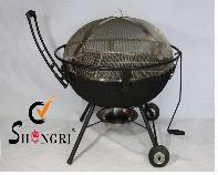 Srbq 2302 Bbq Charcoal Grill