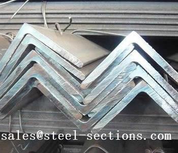 Ss540 Steel Angle
