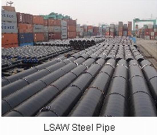 Ssaw Steel Pipe Carbon Pipes