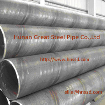 Ssaw Steel Pipe Welded Carbon Sprial