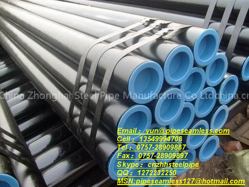 St52 Carbon Steel Line Pipe Pipes St37 Mill