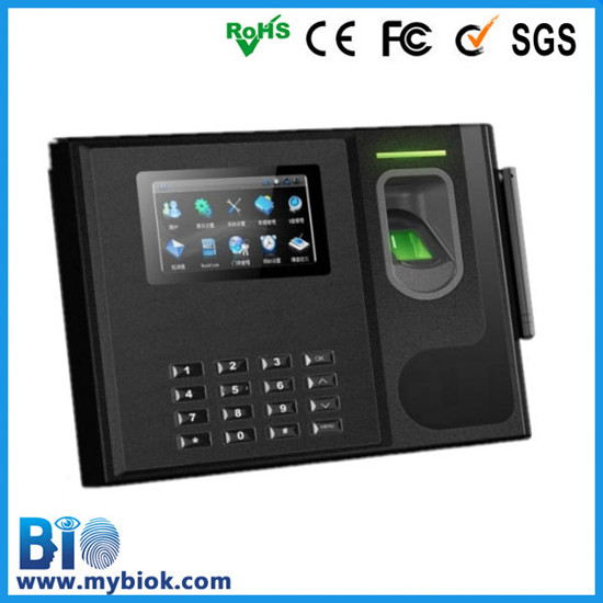 Stable Performance Fingerprint Time Attendance Hf Bio800