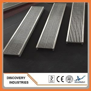 Stainless Steel 304 Linear Floor Drain