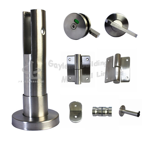 Stainless Steel 304 Toilet Partition Fitting Tp Ss 02