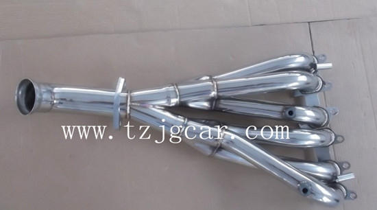 Stainless Steel Bent Tubing Automotive Exhaust Manifolds Headers Down Pipes And Other Various Types