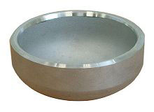 Stainless Steel Beveled End Pipe Cap Manufacturer In China