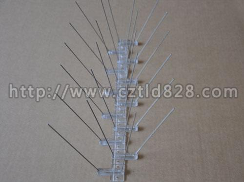 Stainless Steel Bird Spikes 2 To 6 Row For And Pigeon Control