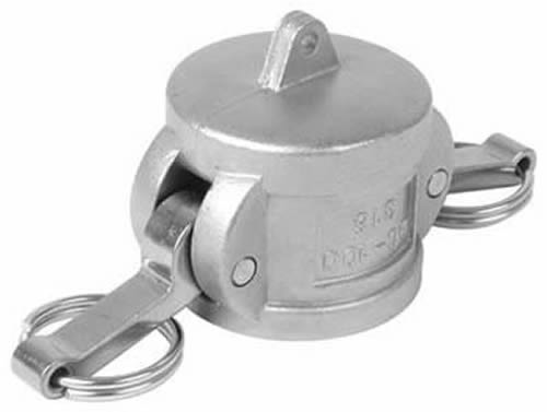 Stainless Steel Camlock Type Dc Female End Coupler