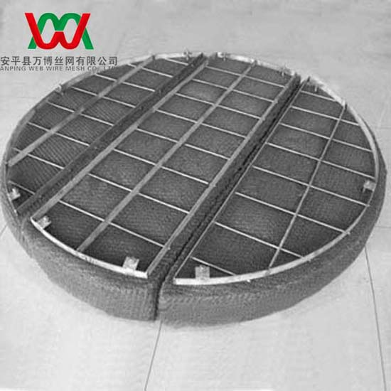 Stainless Steel Demister Pads Mist Extractors