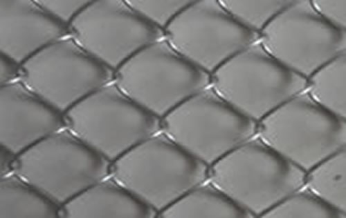 Stainless Steel Diamond Mesh Resistant To All Weathers