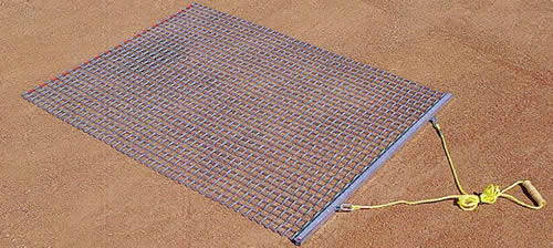 Stainless Steel Drag Mat Serves You Longer Than Carbon