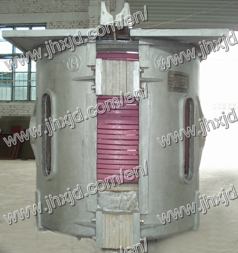 Stainless Steel Fast Melting Induction Furnace 100kg