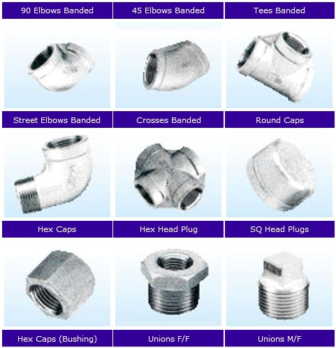 Stainless Steel Fittings Yueng Shing