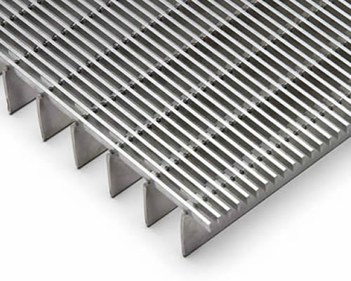 Stainless Steel Grating First Choices For Highly Corrosive Purposes