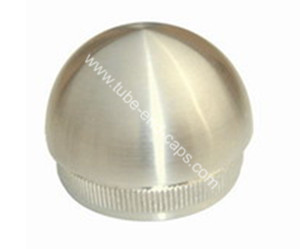Stainless Steel Handrail Domed End Caps