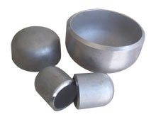 Stainless Steel Oval Pipe Cap Fittings Supplier Mengcun