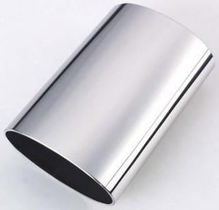 Stainless Steel Oval Pipe