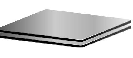 Stainless Steel Panel Aluminium Composite