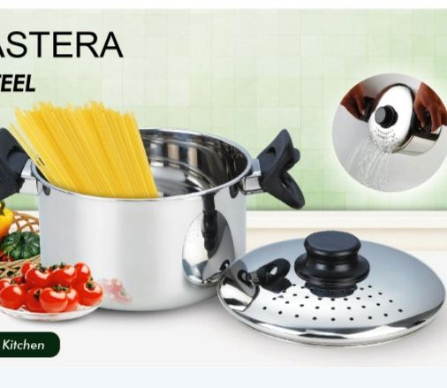 Stainless Steel Pasta Pot