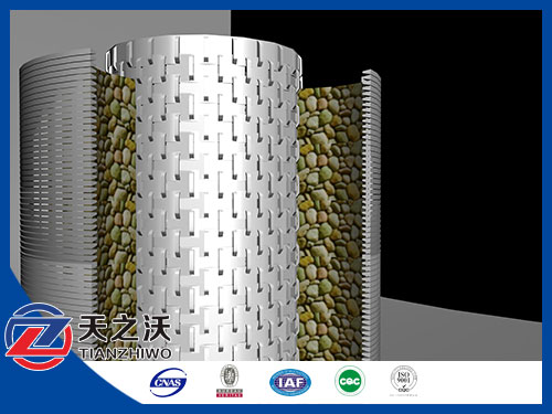 Stainless Steel Pre Packed Screen Pipe