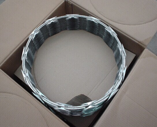 Stainless Steel Razor Wire Coils