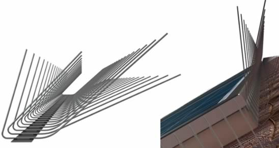 Stainless Steel Solar Spikes For And Photovoltaic Systems