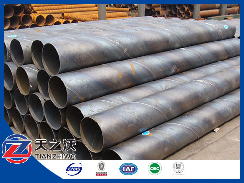 Stainless Steel Spiral Casing Pipe