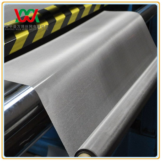 Stainless Steel Wire Cloth Mesh Aperture Up To 25microns