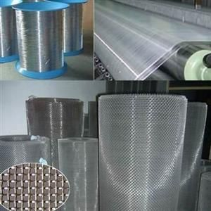 Stainless Steel Wire Cloth Square Opening