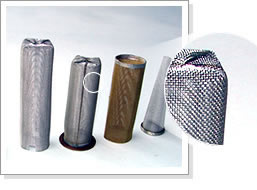 Stainless Steel Wire Mesh Filters