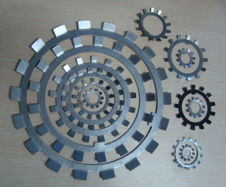 Stamping Parts Machining