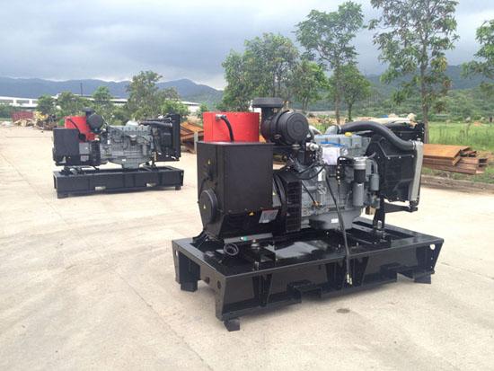 Standard Diesel Generators