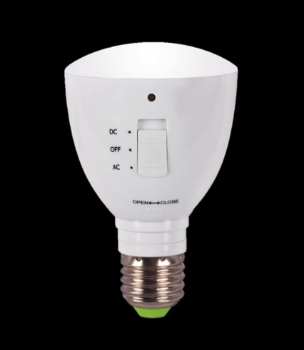 Standard Led Rechargeable Bulb