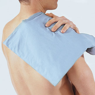 Standard Moist Dry Heating Pad For Soothing Pains