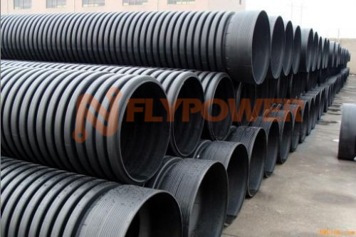 Standard Soft Pa Corrugated Pipe Bh