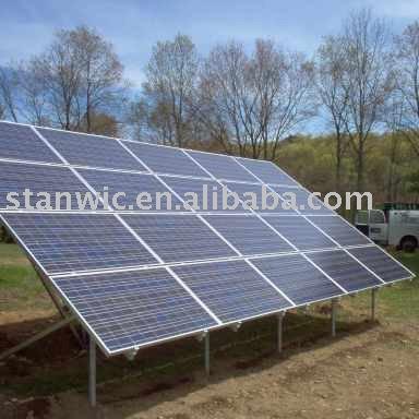 Stanwic Pv Solar Mounting System Brackets