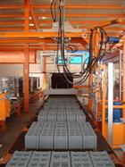 Stationary Block Producing Machine Universal 1000