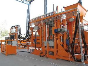Stationary Block Producing Machine Universal 600