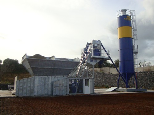 Stationary Concrete Plant Fast 30