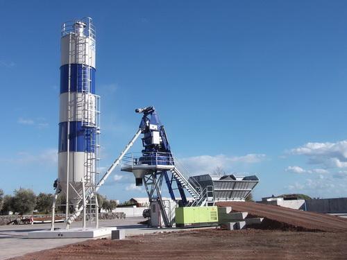 Stationary Concrete Plant Fast 45