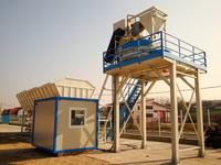 Stationary Concrete Plant Sumab 60 Economy Class