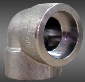 Std 90 Degree Socket Welded Elbow Long Radius Exporter China