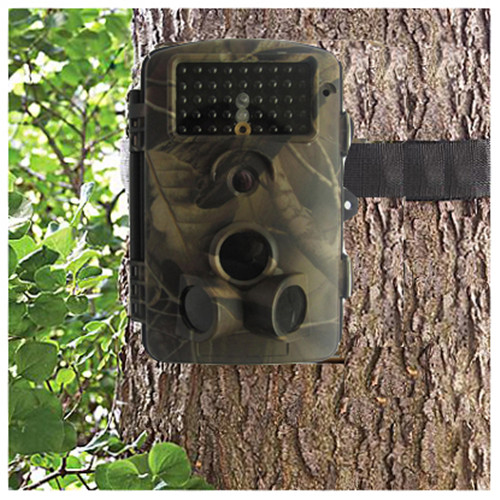 Stealth Cam 12 Megapixel Infrared Trail Camera Digital Game With Ir Flash