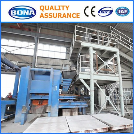 Steam Curing Fly Ash Brick Machine