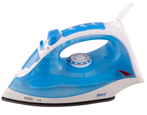 Steam Iron With Burst