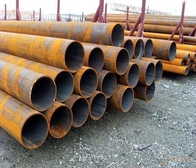 Steel For Straight Seam Welded Casing Pipe