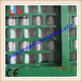 Steel Frame Shale Shaker Screen