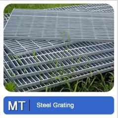 Steel Grating Metal Tec