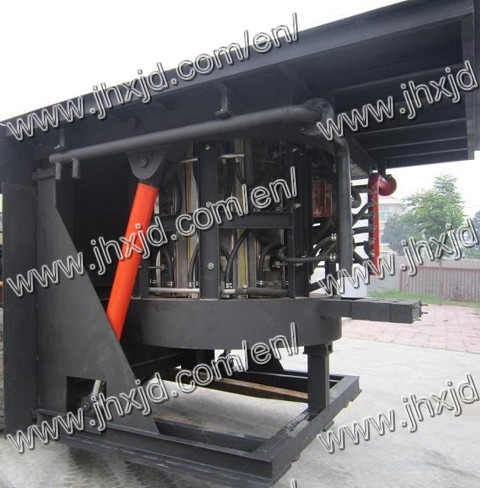 Steel Induction Furnace 2ton